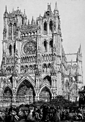 Cathedral d'Amiens (Jour d'Inventaire)