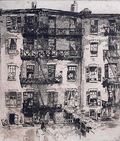 The Tenements